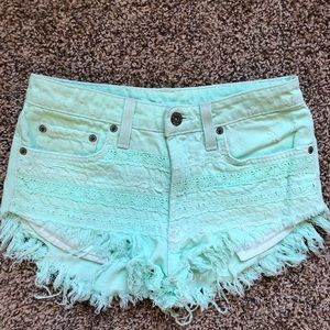 LF Store - CARMAR Shorts vintage collection NWOT💙